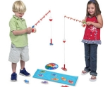 Catch and Count Fishing Game